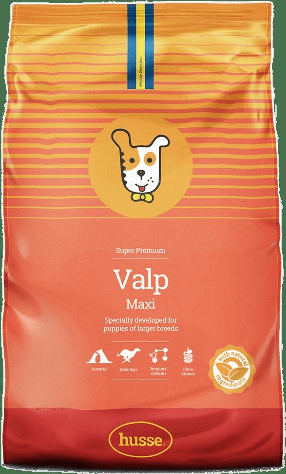 Купить корм для собак корм для собак HUSSE VALP MAXI 15 кг. в магазине Makpets