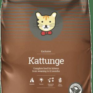 Купить корм для кошек HUSSE EXCLUSIVE KATTUNGE 2 кг. в магазине Makpets