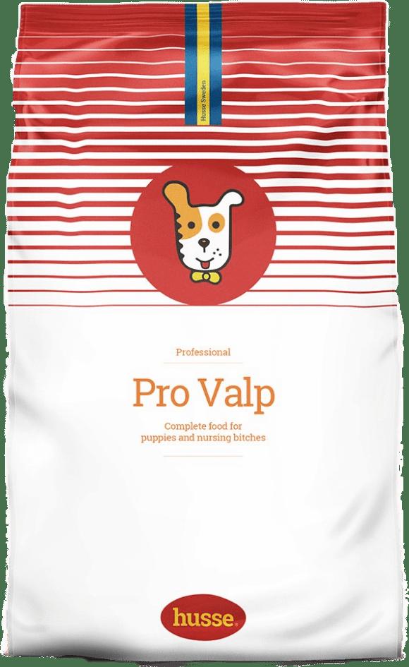 Корм для собак Husse PRO VALP 20 кг. в магазине Makpets