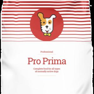 Корм для собак Husse Pro Prima: 20 кг. в магазине Makpets