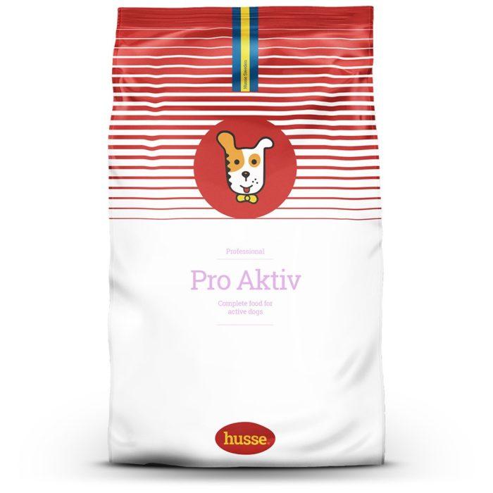 Корм для собак HUSSE Pro Aktiv: 20 кг. в магазине Makpets