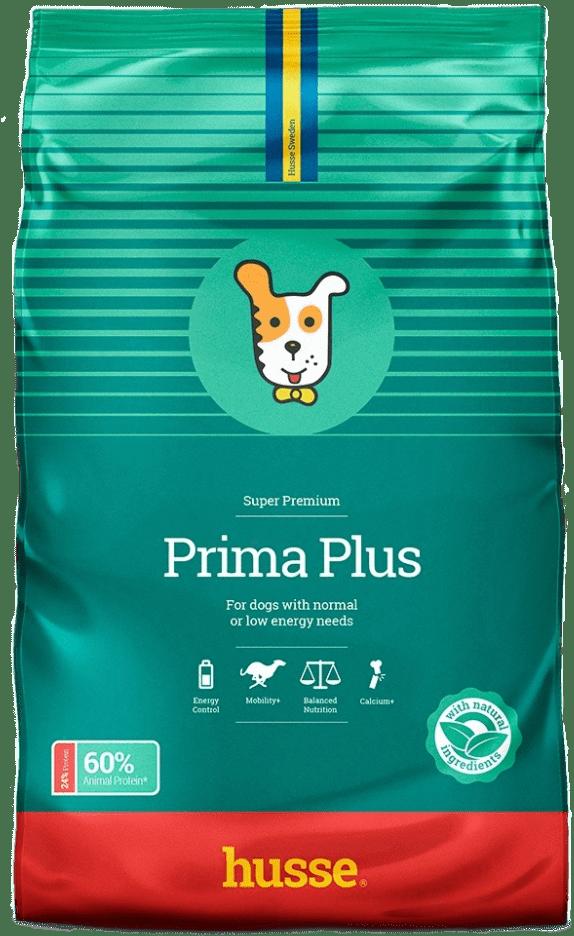 Купить корм для собак HUSSE PRIMA PLUS 2 кг. в магазине Makpets