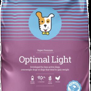 Купить корм для собак HUSSE OPTIMAL LIGHT 15 кг. в магазине Makpets