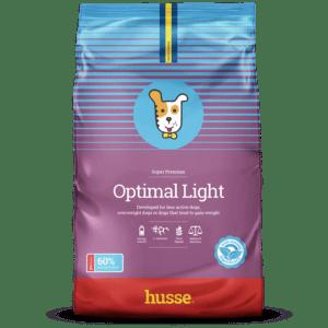 Купить корм для собак HUSSE OPTIMAL LIGHT 7 кг. в магазине Makpets
