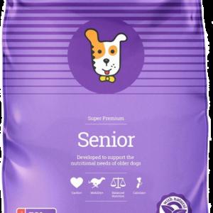 Купить корм для собак HUSSE SENIOR 15 кг. в магазине Makpets