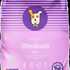 Купить корм для собак STERILISED MINI 2 кг. в магазине Makpets