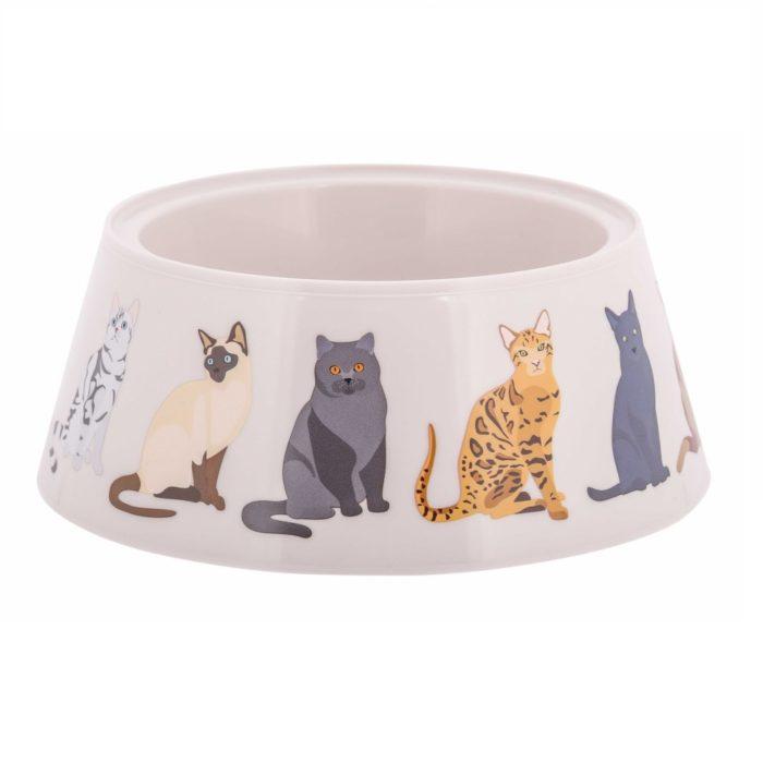 Миска для кошек Cats, 700 мл