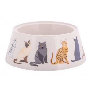 Миска для кошек Cats, 300 мл