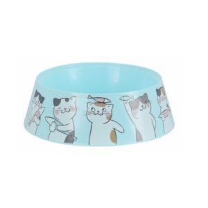 Миска для кошек Мур-Мяу, 300 мл
