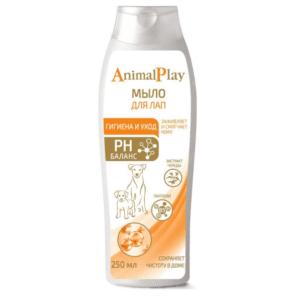 Купить жидкое мыло для лап собак и кошек Animal Play в магазине Makpets