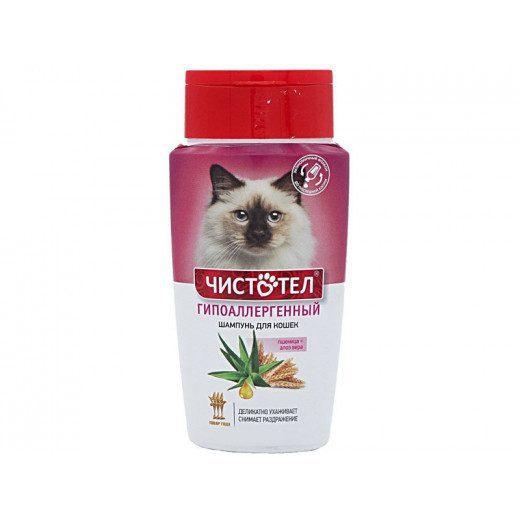 Шампунь для кошек Чистотел Гипоаллергенный, 220мл