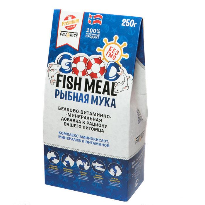 Купить Рыбная мука «GOOD FISH» в Казани